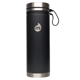 MIZU V7 Insulated Bottle 700ml Black Hammer Paint